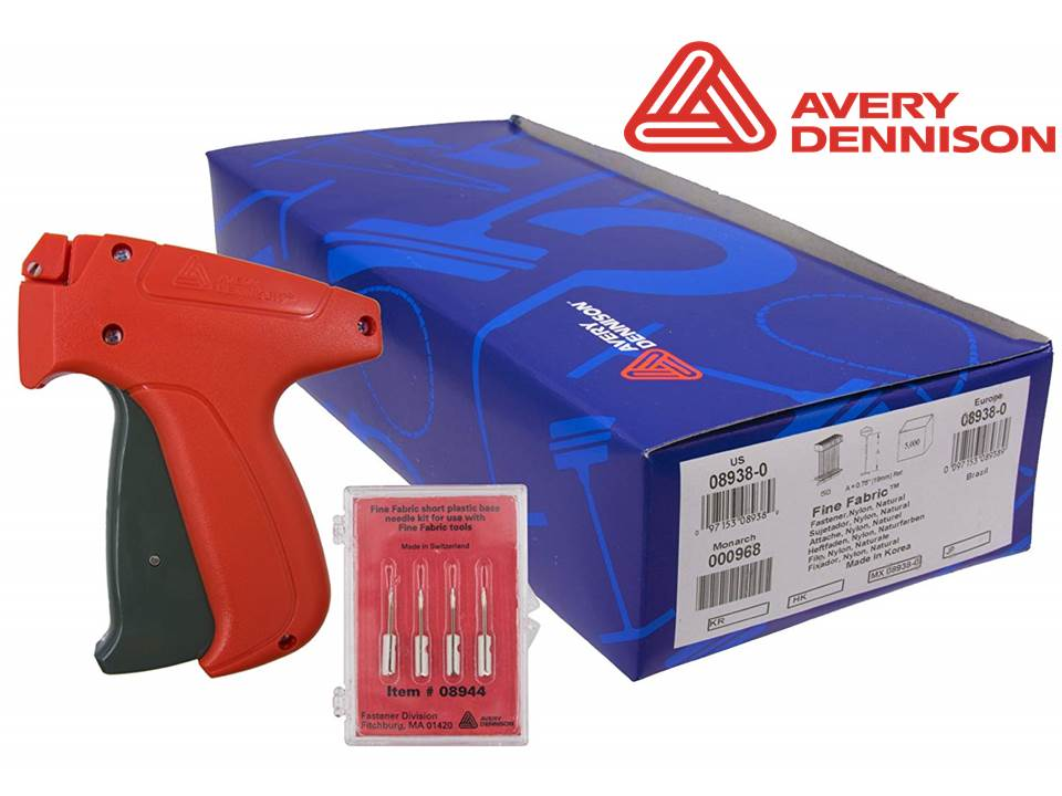 Avery Dennison Hand Tools ; Needles & Fasteners